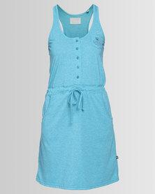 Lizzy Tailynn Ladies Styled Dress Blue