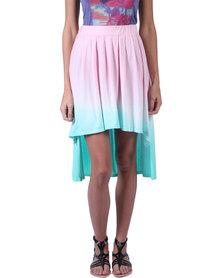 Lizzy Wren Skirt Pink