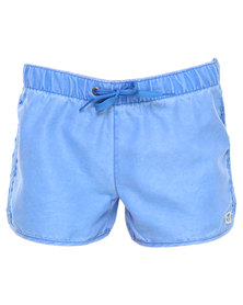 Lizzy Jane Shorts Blue