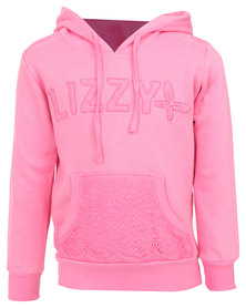 Lizzy Portia Hoodie Pink