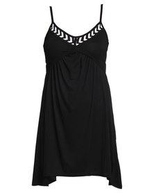 Lizzy Gatsby Dress Black
