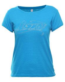 Lizzy Cribin Shirt Blue