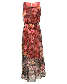 Lizzy Melado Dress Multi