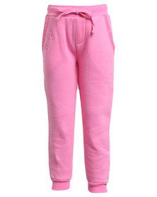 Lizzy Kangana Pants Pink