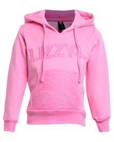 Lizzy Jolie Hoody Pink