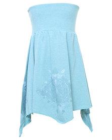 Lizzy Kerio Dress Blue