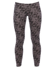 Lizzy Helena Leggings Grey