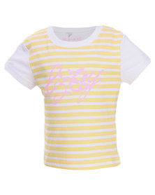 Lizzy Angel S/S Tee Multi