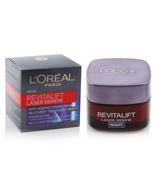 L'Oreal Revitalift Laser Renew Night Moisturiser 50ml