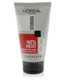 L'Oreal Studio Line Matt & Messy Tube 150ml