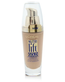 L'Oreal Nutri Lift Gold Foundation Rose Beige 160