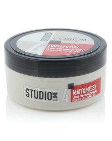 L'Oreal Matte & Messy Sponge-Putty 150ml