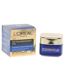 L'Oreal Extraordinary Oil - Overnight Mask 50ml