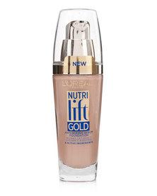 L'Oreal Nutri Lift Gold Foundation Rose Honey 310