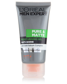 Loreal Pure and Matte Moisturising Gel