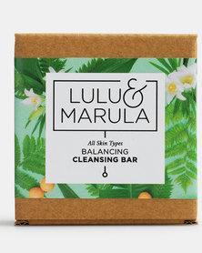 Lulu and Marula Balancing Cleansing Bar Soap 120g