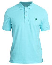 Lyle & Scott Augusta Golfer Blue