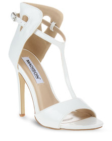 Madison Carden Sandals White