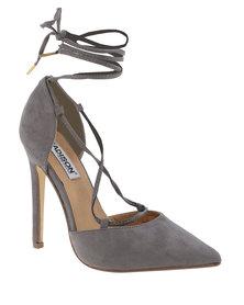 Madison Maya Heels Grey