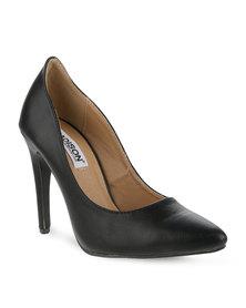 Madison Campana Heels Black