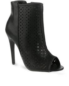 Madison Rochester Heels Black