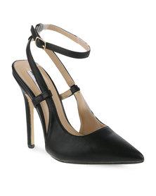 Madision Madison Hailey Heels Black