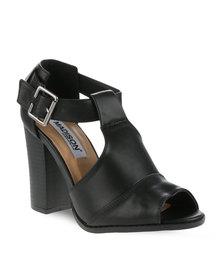 Madison Yates Heels Black