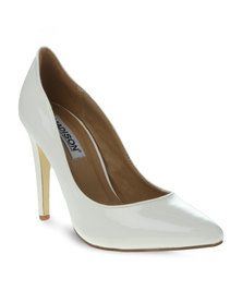 Madison Scipio Heels White