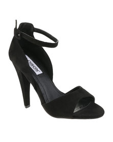 Madison Josie Heels Black