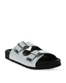 Madison MDN788 Sandals White