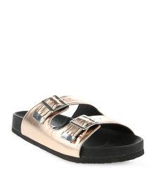 Madison MDN788 Sandals Gold