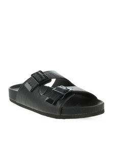 Madison MDN788 Sandals Black