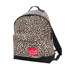 Manhattan Portage Wildcat Big Apple Backpack Animal Print