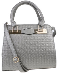 Marie Claire Shoulder Bag Pewter