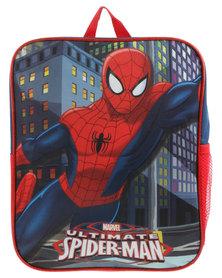 Marvel Spider-Man Backpack Red