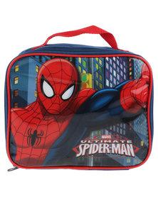 Marvel Spider-Man Lunch Bag Red