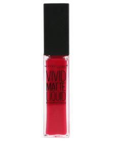 Maybelline Colour Sensational Vivid Matte Liquid Fuschia Ecstacy 30