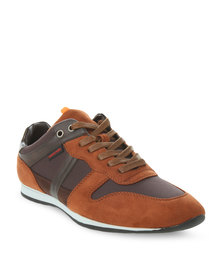 Mazerata Hugo 1 Sue Sneakers Brown