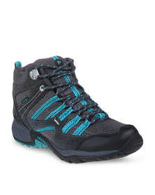 Merrell Tuskora Mid WP Hiking Boots Grey