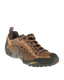 Merrell Intercept Outdoor Shoe Brown