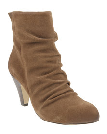 Messeca Geny Ankle Boot Toffee