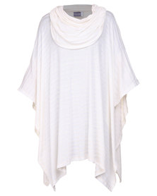 Michelle Ludek Frankie Cape Cream