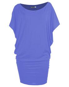 Michelle Ludek Jackie Dress Blue