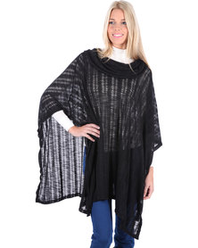 Michelle Ludek Frankie Cape Black