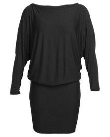 Michelle Ludek Wren Dress Black
