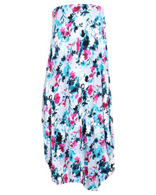 Michelle Ludek Sienna Dress Multi-Coloured