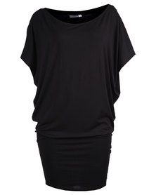 Michelle Ludek Jackie Dress Black