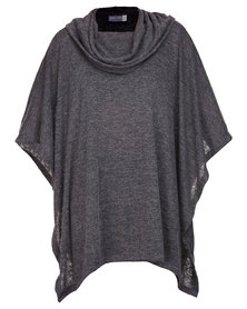 Michelle Ludek Frankie Cape Grey