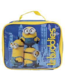 Minions Lunch Bag Blue