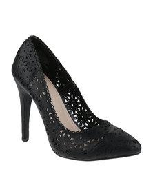 Miss Black Taylor High Heels Black